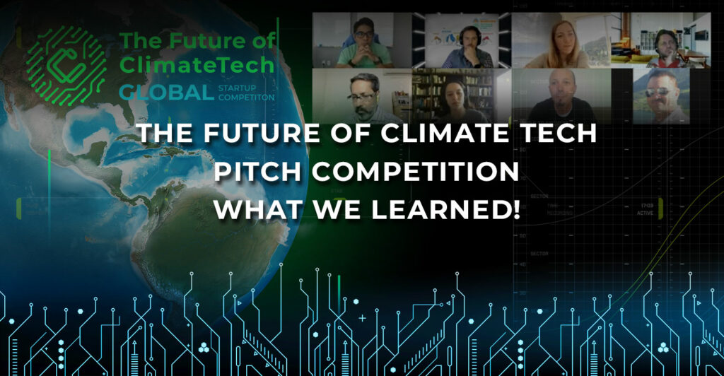 Future of climate tech event startup basecamp