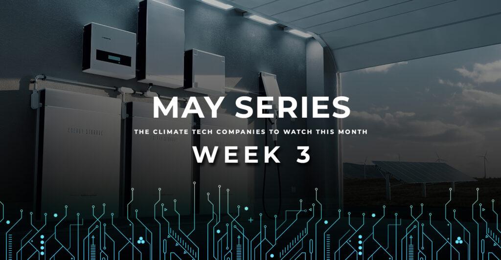 May series week 3